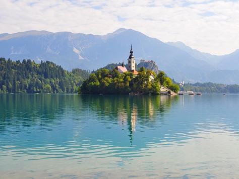 Lake Bled Island (Bled, Slovenia)