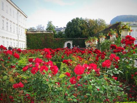 Mirabell Gardens (Salzburg, Austria)