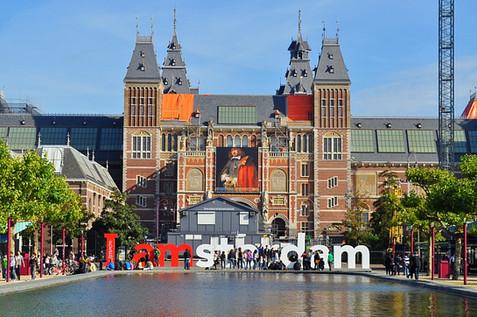 2 Days in Amsterdam, Netherlands