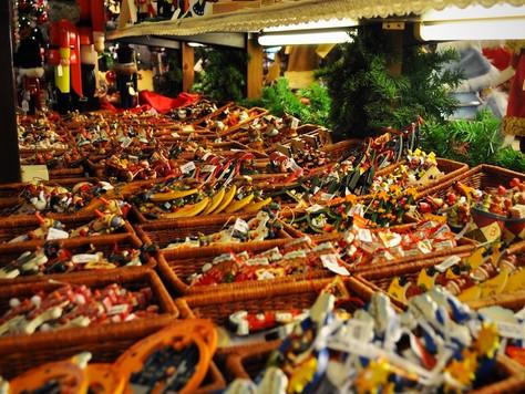 Kathe Wohlfahrt Christmas Ornaments (Rothenburg ob der Tauber, Germany)