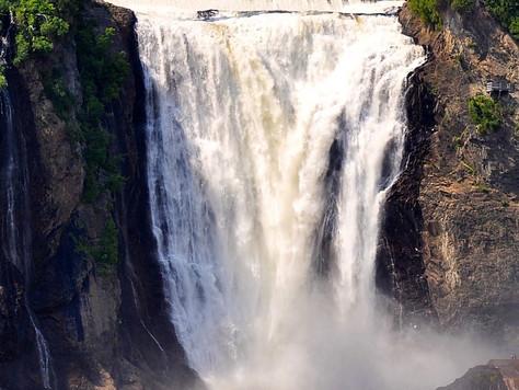 Montmorency Falls (Quebec, Canada)