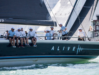 Alive Gaining on Early Starters