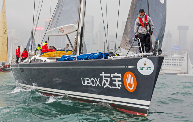 Rolex China Sea Race 2018 - 11 entries already including two from Mainland China 11 劳力士中国海帆船赛2018 -