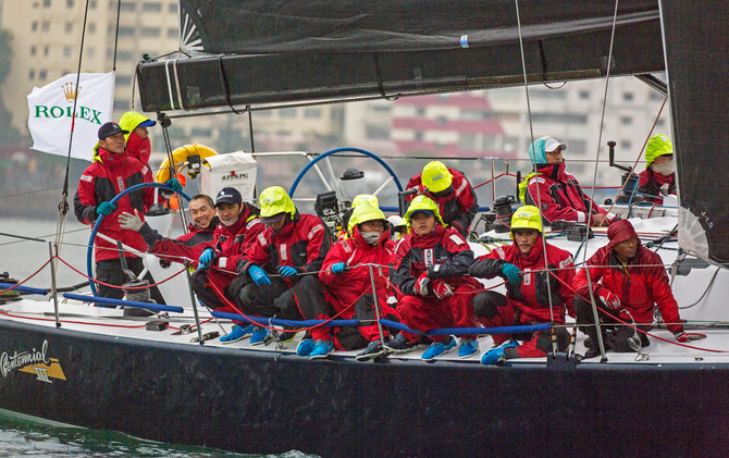 The sole Philippines entry TP52 Standard Insurance Centennial  returns for the Rolex China Sea Race!