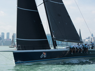 Alive takes Line Honours