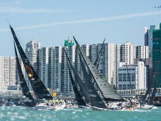 Save the date, China Coast Race Week starts 12 October!