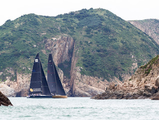 Volvo China Coast Regatta 2017