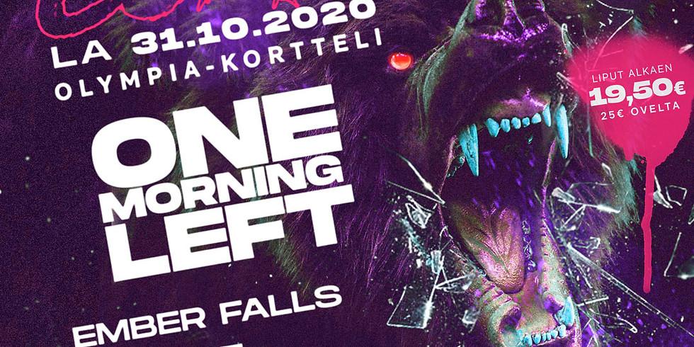 Ember Falls & My Favourite Nemesis @Tampere Corefest