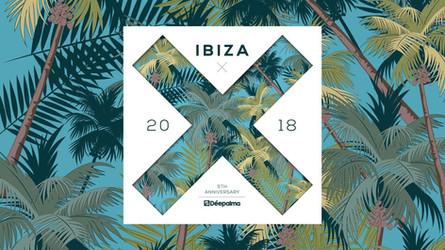 Déepalma Ibiza 2018 - 5th Anniversary Edition | Compilation