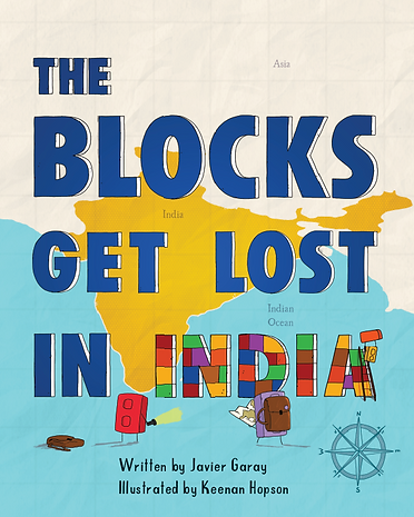Blocks Get Lost In India