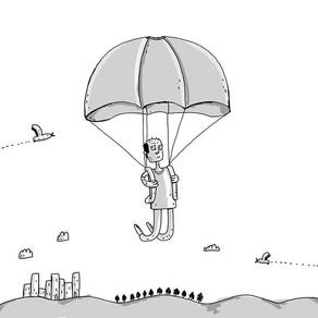Parachute Man