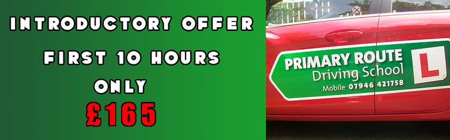 Primary Route Driving School, Driving Lessons Durham, Driving Instructors Durham