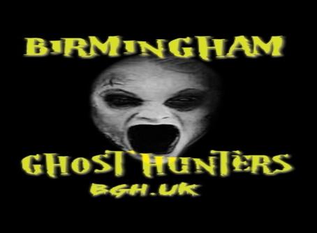 Ghost Hunting for 12 hours                                                At The Village In Manfield