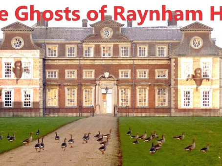 The Ghosts of Raynham Hall
