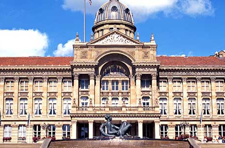Top Ten most haunted locations in Birmingham..