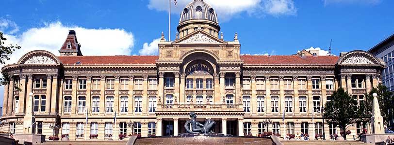 Top Ten most haunted locations in Birmingham..
