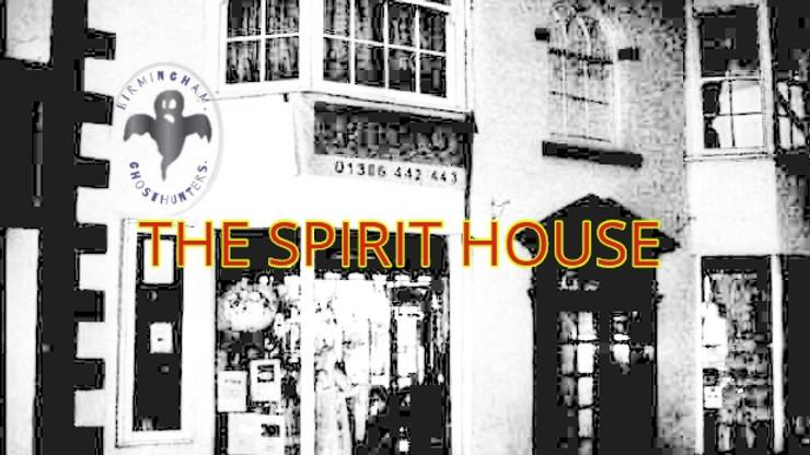 The  Spirit House