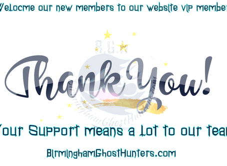 Welcome To Our New Site V.I.P Members