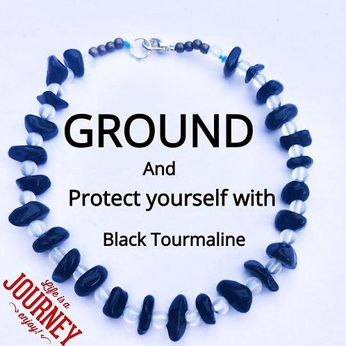 Black Tourmaline healing bracelet
