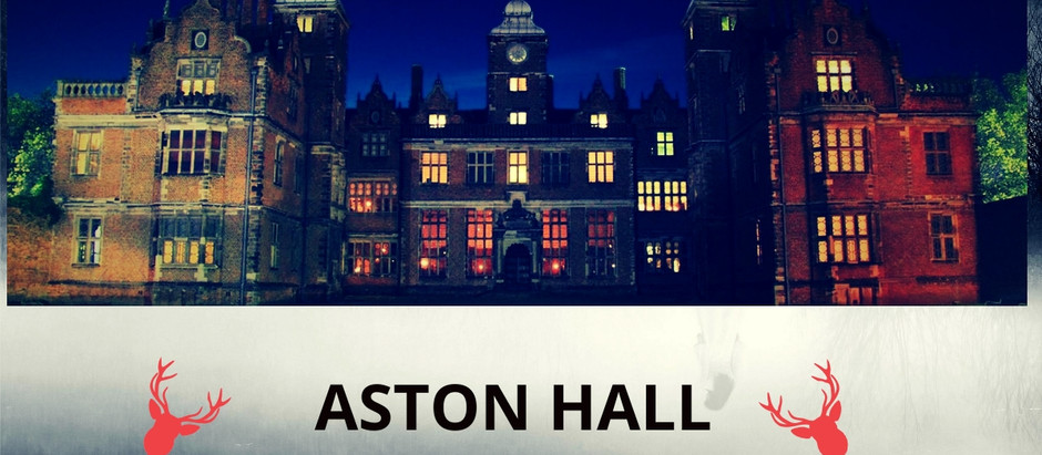 Aston Hall Day Time Paranormal Investigation..