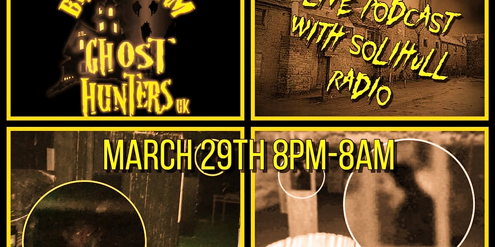 Paranormal Investigating at The Village Mansfield