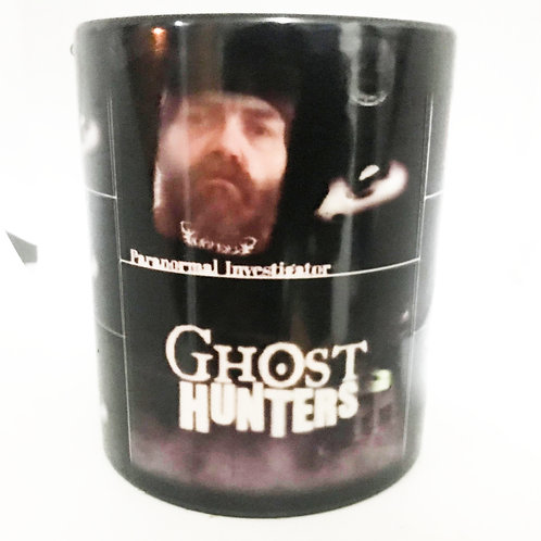 Birmingham Ghost Hunter colour changing mugs