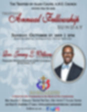 Trustee Annual Day Fellowship (Revised)