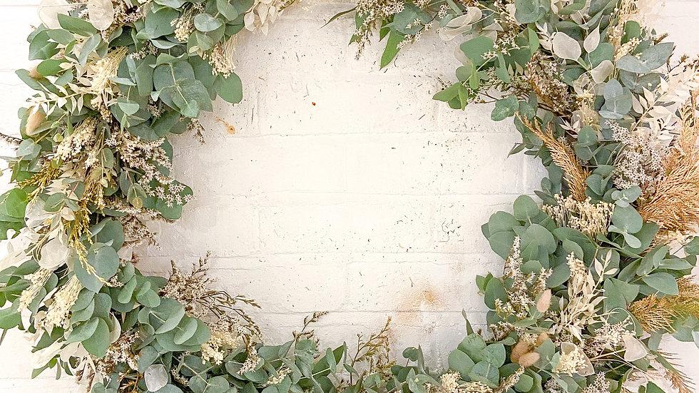 Virtual Wreath Workshop - Scandi style