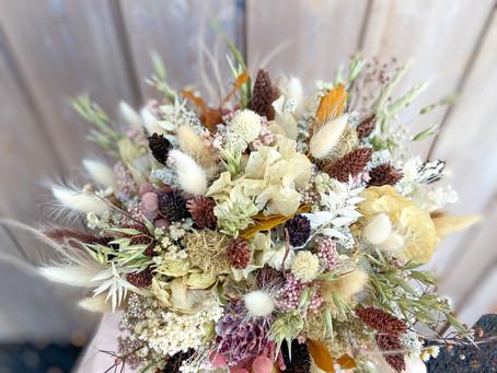 Dried Flower Love!