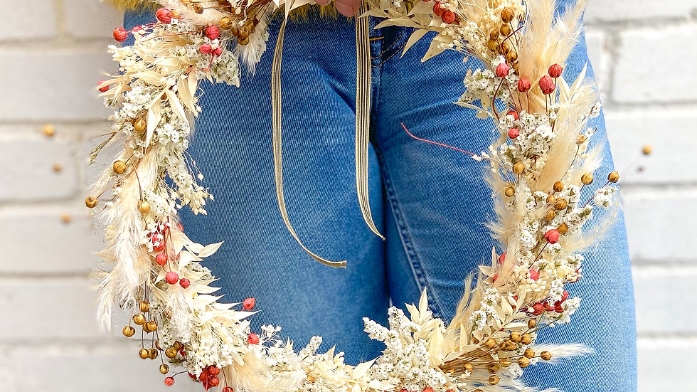 Wreath Workshop - Dried