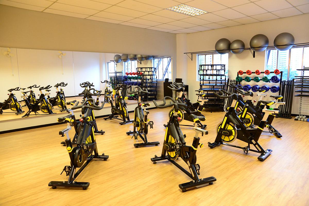 Sala de Bike Indoor