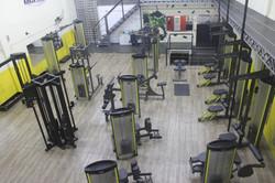 Nova Sala de Musculação