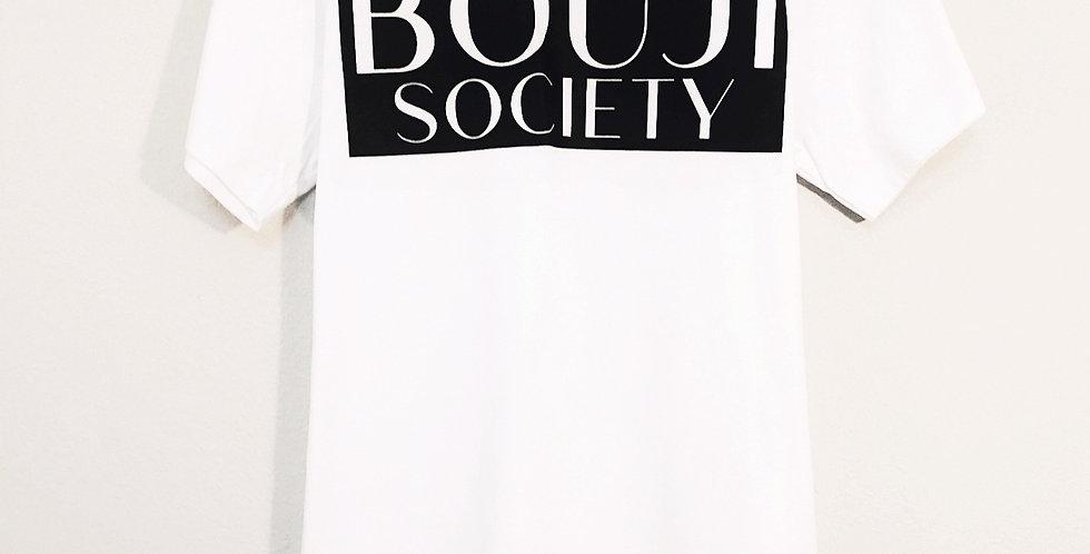 Unisex Basic BS Tee - Bouji Society Fashion and Clothing - www.boujisociety.com
