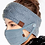 Thumbnail: Steel Blue Head Band & Mask