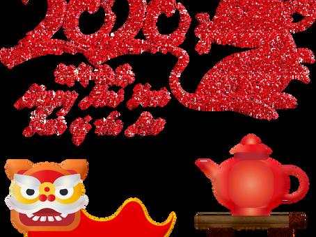 ČÍNSKÝ NOVÝ ROK KOVOVÉ KRYSY (25.1.2020 – 10.2.2021)