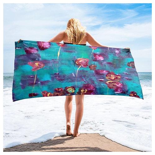 Paradiso Beach/Bath Towel