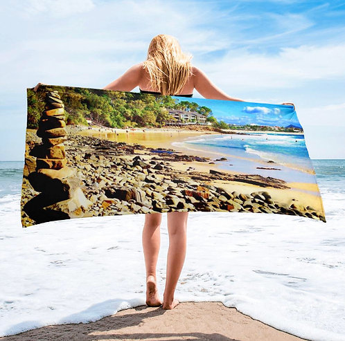 Little Cove Noosa Beach Towel