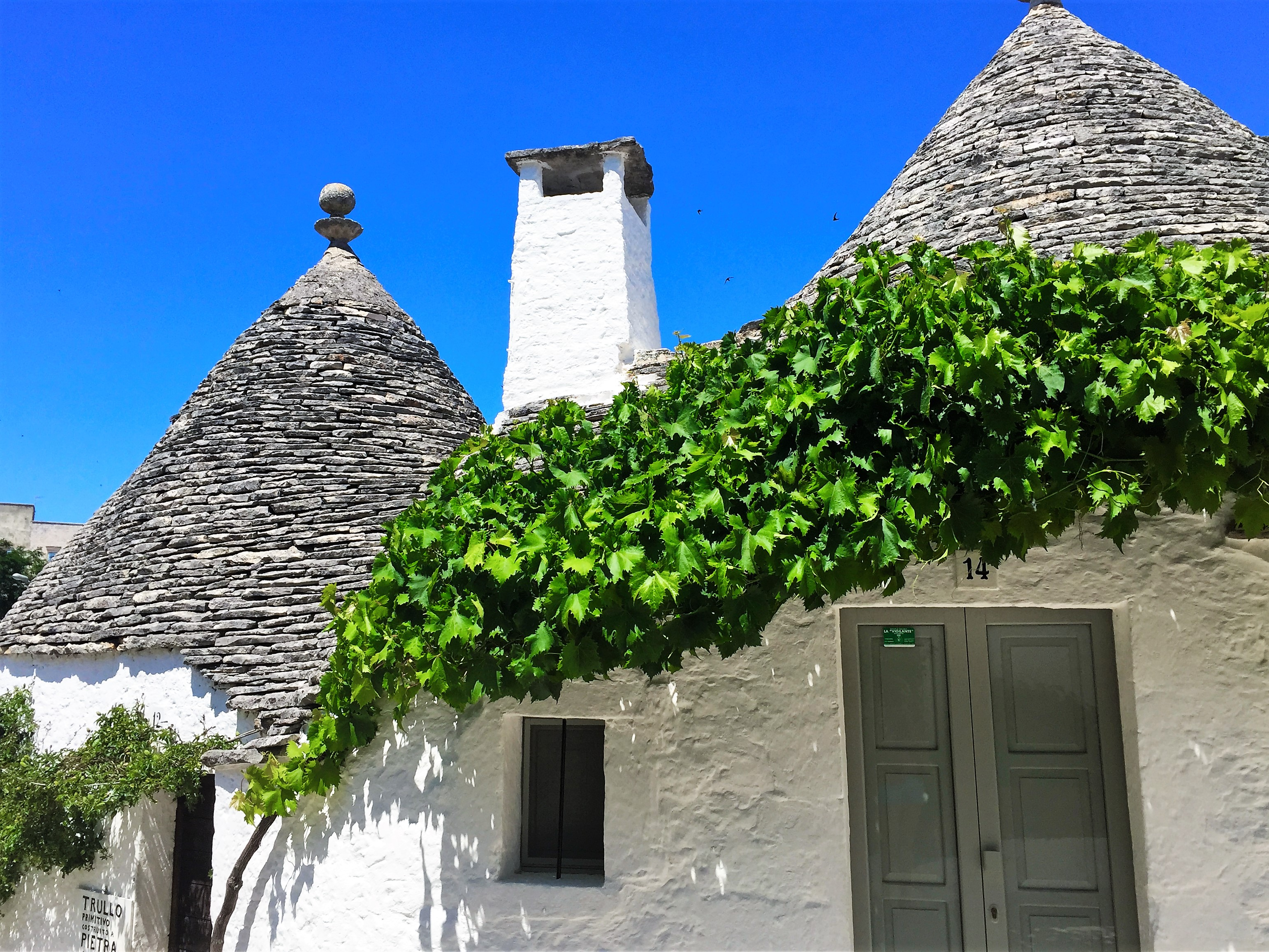 Trullis of Alberobello
