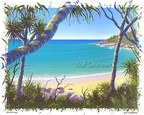 View to Granite Bay-Noosa