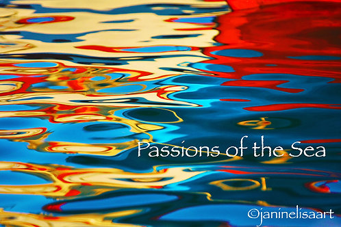 Passions of the Sea Prints