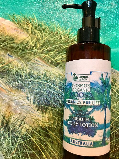 Beach Organic Body Lotion
