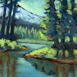 """""""Day by the Lake 2"""""""
