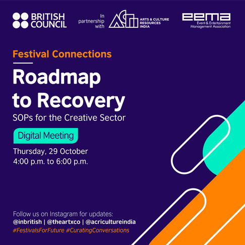 2020   29 October, Roadmap to Recovery   Digital Meeting