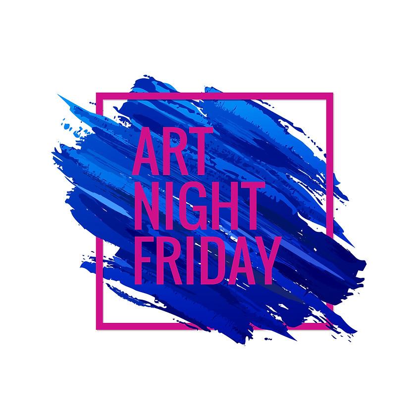 Art Night Friday