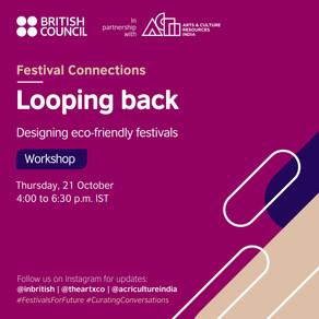 Looping back: Designing eco-friendly festivals - 21 October, 2021
