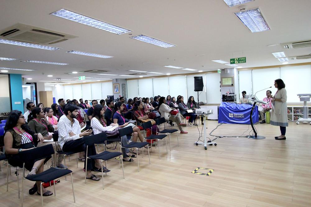 ACRI Bengaluru British Council