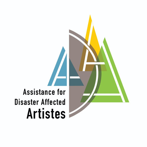 Tracking the Assistance for Disaster Affected Artistes (ADAA) movement