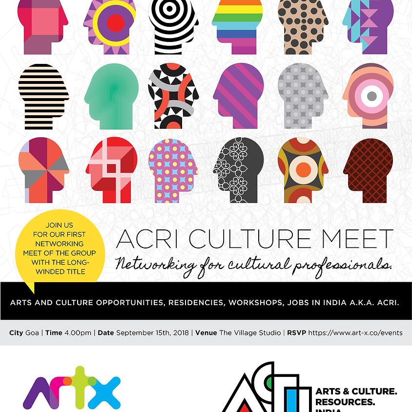 ACRI Culture Meet | Goa
