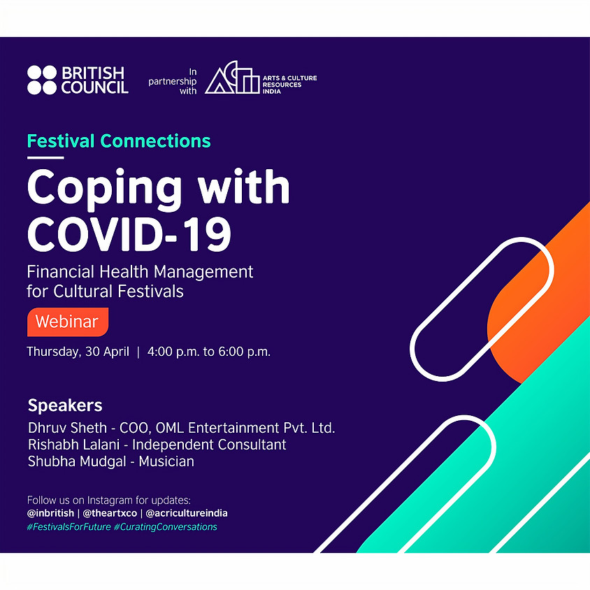 Coping with COVID-19: Financial Health of Cultural Festivals