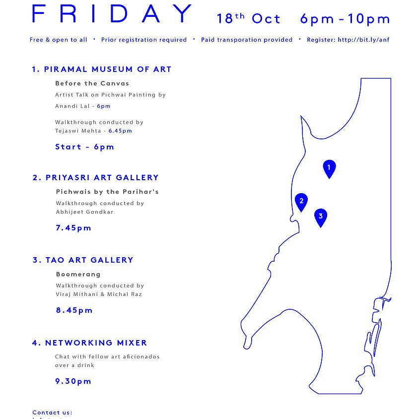 Art Night Friday - Mumbai Midtown Arts Collective